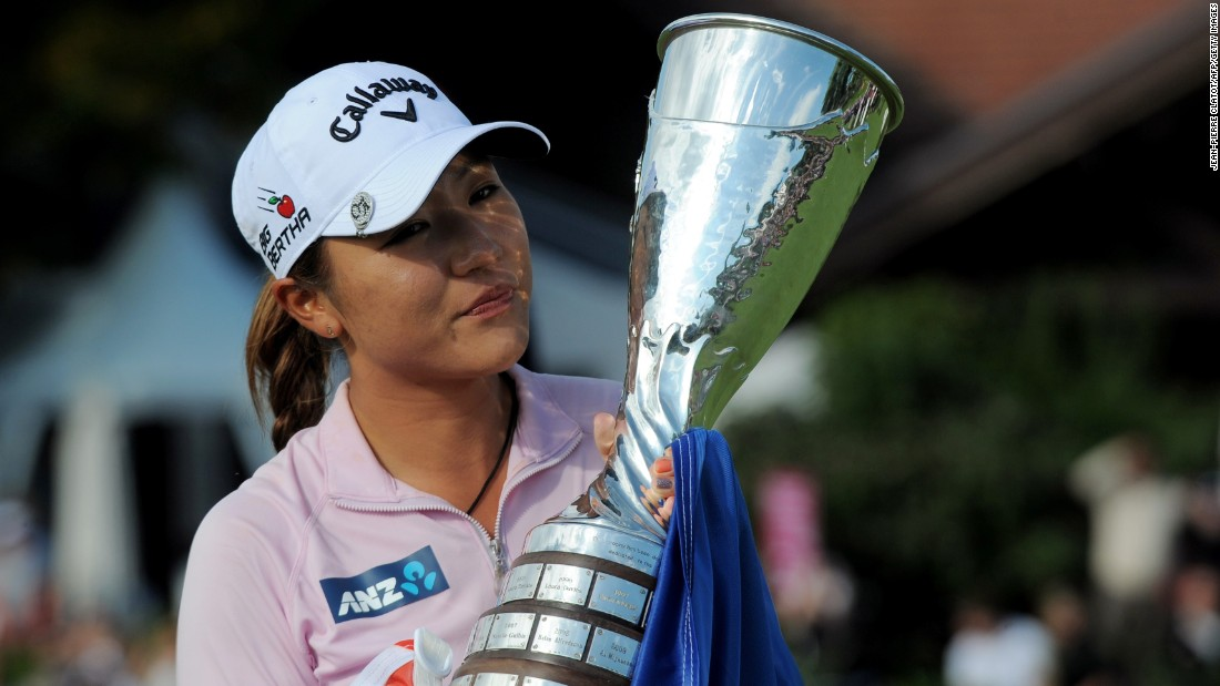 "At 18, New Zealand's Lydia Ko <a href=""http://www.cnn.com/2015/09/13/golf/golf-evian-ko-thompson/index.html"" target=""_blank"">became the youngest winner of a women's major</a> when she won the Evian Championship in September. Her victory also made her the youngest golfer, male or female, to win a major title since 1868. She already held the record for the youngest winner on the LPGA Tour, claiming the Canadian Open as a 15-year-old amateur in 2012. Ko is also the youngest to reach No. 1 in the world rankings."