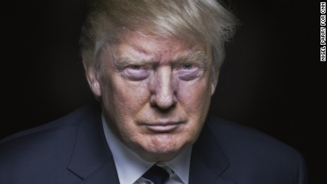 CNN Candidate PhotographyDonald Trumpph: Nigel Parry