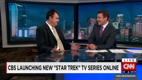 "exp CBS launching new ""Star Trek"" TV series online_00004912"