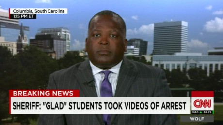 wolf intv south carolina school assault mayor stephen benjamin_00011329