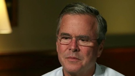 Bush i don t want to let my parents down cnn video