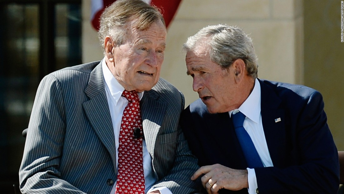 "a look at the life of george walker bush President george w bush age: 57 7/6/46 george walker bush: bush still refers to the period in his life prior to his 40th birthday as ""my so."