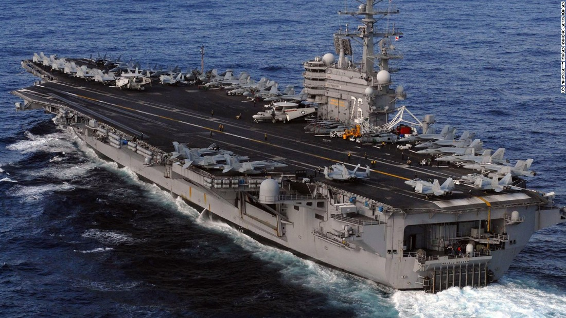 China Wants A Carrier Off US Coast