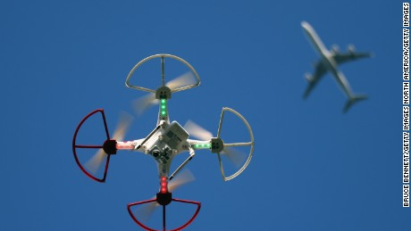 SkyTracker rogue drone detector test 'successful'