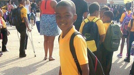 9-year-old Tyshawn Lee.
