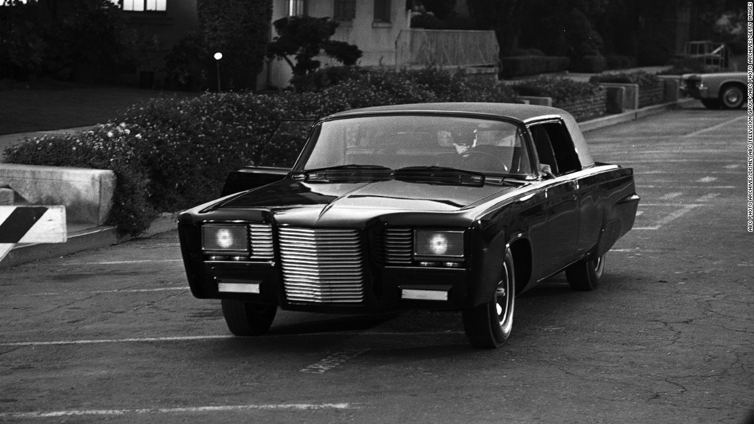 """Much of the work on the Green Hornet's vehicle was done by Barris rival Dean Jeffries, who remade a 1966 Chrysler Imperial into the """"Black Beauty.""""<a href=""""http://www.barris.com/carsgallery/tvmovie/greenhornet.php"""" target=""""_blank""""> According to Barris' website</a>, however, Barris added some touches, including the grille and headlights."""