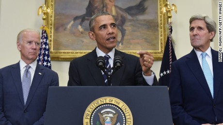 Obama: My take on Putin, Netanyahu, ISIS