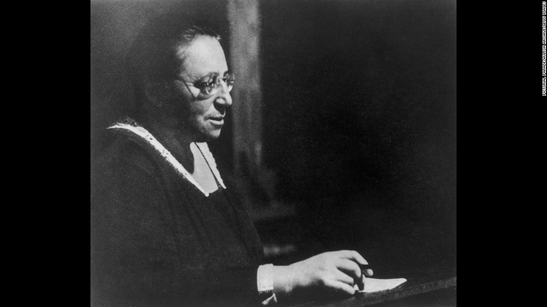 "A German-born mathematician, Noether was a co-founder of abstract algebra, despite discrimination because of her gender, weight and Jewish ancestry, according to Swaby. Einstein described her as ""the most significant mathematical genius thus far produced since the higher education of women began."""