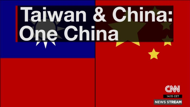 China-Taiwan relations remain tense
