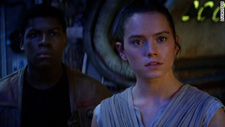 'Star Wars' trailer reveals new footage