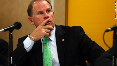 Missouri president Tim Wolfe said that racism does exist at the school.