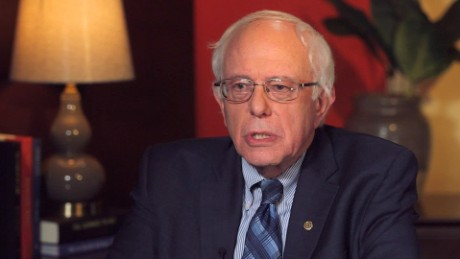 Bernie Sanders: Americans want the real issues