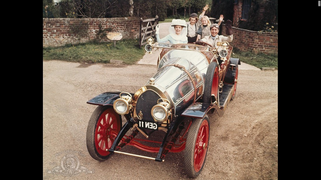 "The 1968 musical ""Chitty Chitty Bang Bang"" was named after the vintage race car featured in the film and as a central prop throughout the story. The film is inspired and loosely based on the 1964 novel ""Chitty-Chitty-Bang-Bang: The Magical Car"" by Ian Fleming."