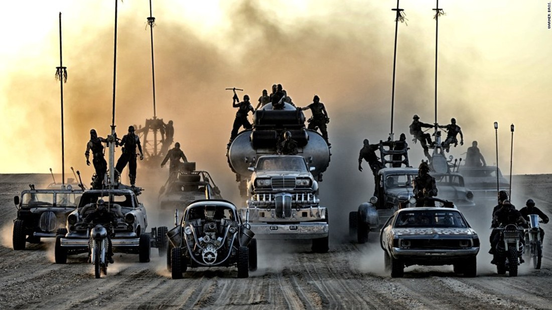 "There were<a href=""http://www.bloomberg.com/news/articles/2015-05-12/every-killer-car-in-mad-max-fury-road-explained"" target=""_blank""> 88 cars created</a> for ""Mad Max: Fury Road,"" out of which over half were destroyed during stunts. Of this, highlights from the film include the stretch Mercedes Limousine (named the People Eater) and the 18-wheeler (named War Rig) that is driven by one of the characters."