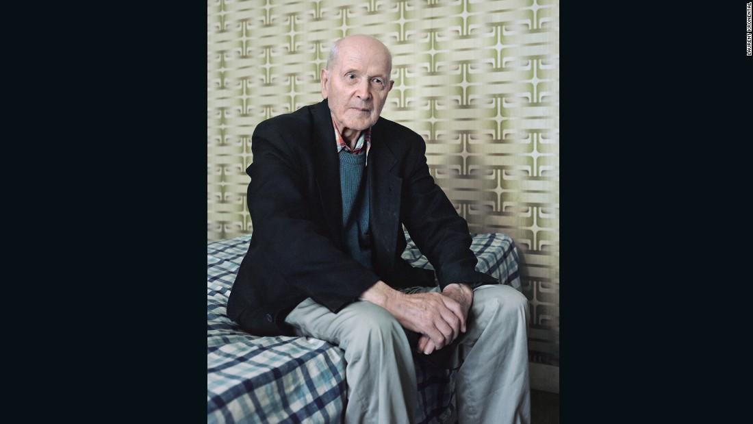 Joseph, 88, Noisy-le-Grand, 2014