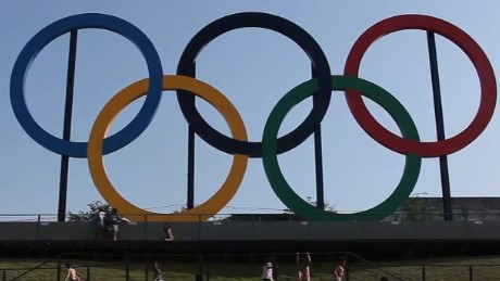Brazil welcomes Olympic Games' opportunities
