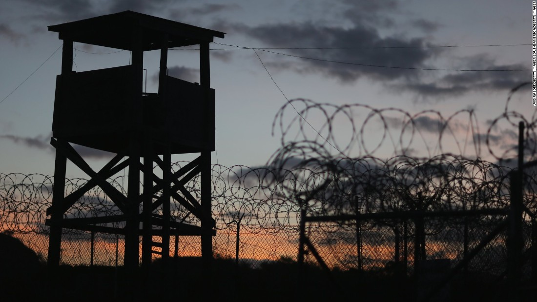 Gitmo Prisoner Declines Transfer Out Of Prison Cnnpolitics Com