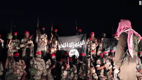 Who is ISIS in Sinai?
