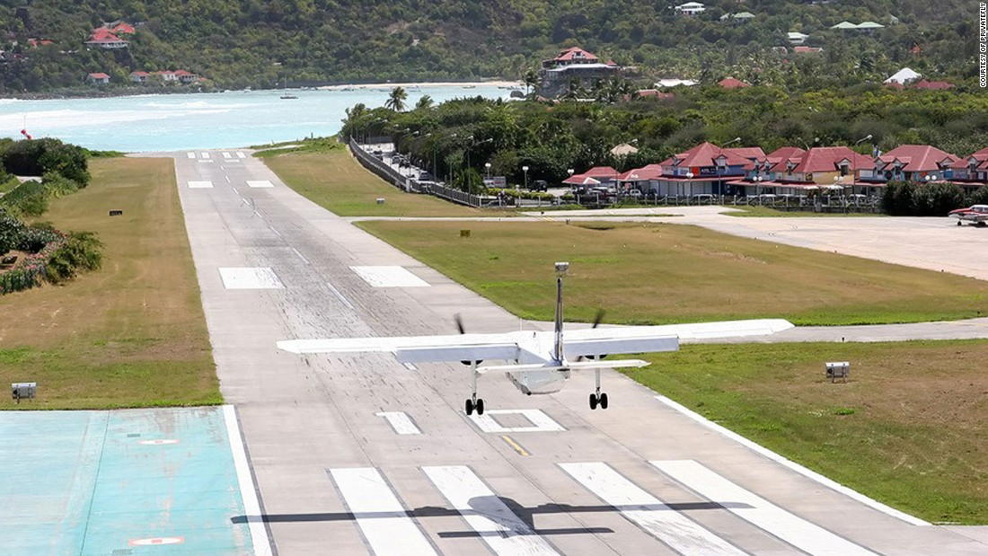 St Barths is a popular retreat for the rich and the famous. The PrivateFly ticket grants passengers an audience with the president of St. Barths, Bruno Magras, and lunch with the managing director of the island's airport.