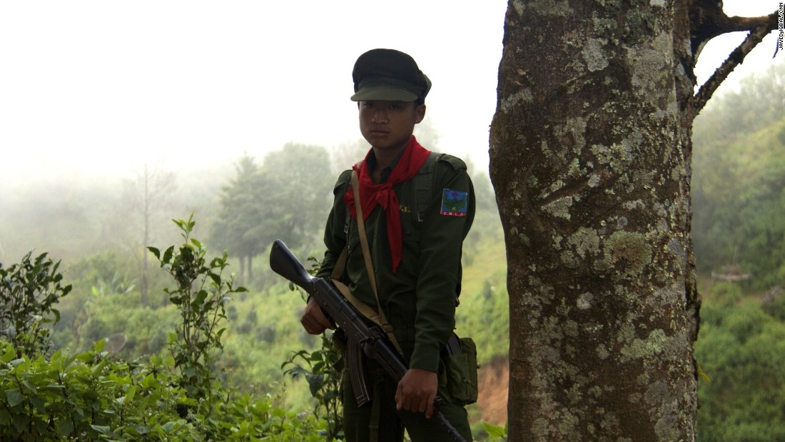 One U.S. official described the ethnic conflict as part of an existential question Myanmar has struggled with since independence in 1948.