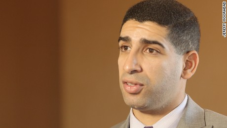 Ret. Army Captain Florent Groberg sits down with CNN to talk about his heroic actions on august 8th 2012