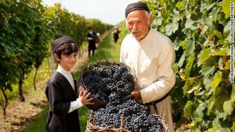 World's most underrated wine destination? Georgia.