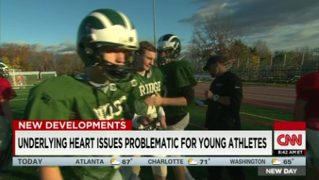 Should all high school athletes get EKG test?