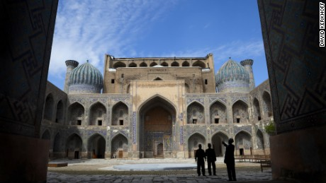 Cox & Kings' Central Asia tour will include stops in Ubzekistan.