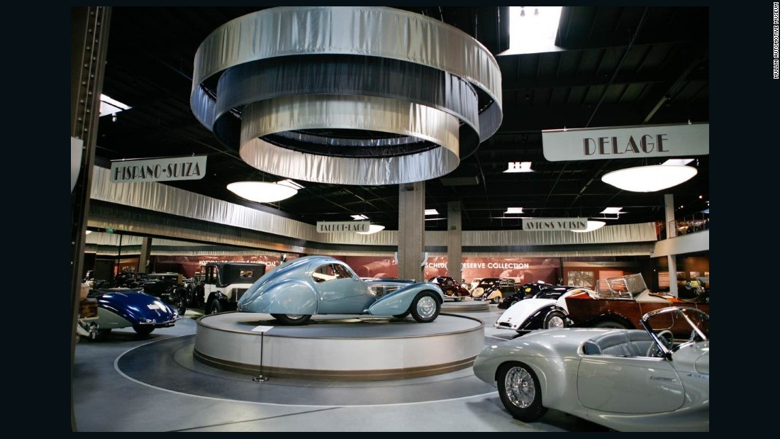 a round the world tour of the best car museums cnn. Black Bedroom Furniture Sets. Home Design Ideas