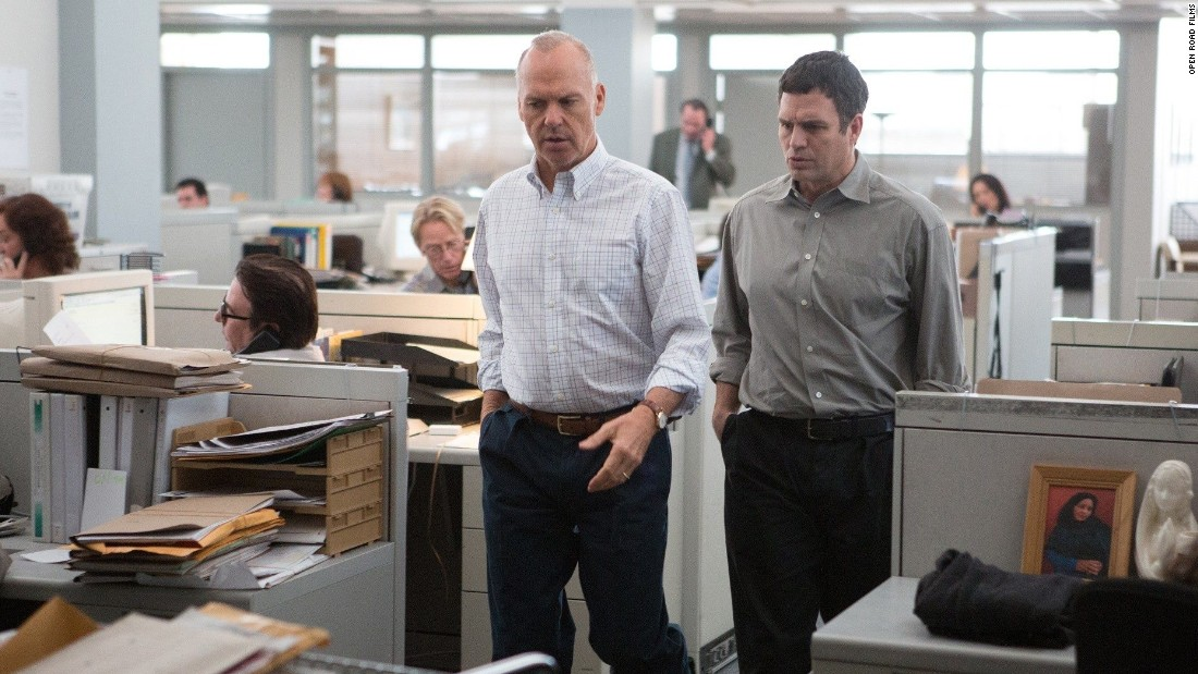 "<strong>Best picture: </strong>""Spotlight"""