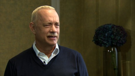 INTERVIEW WITH TOM HANKS - HANKS ISO