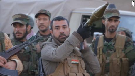 Iraq Kurds Sinjar Offensive NPW PKG_00000000