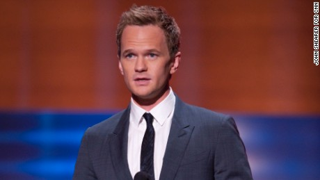 "Neil Patrick Harris appears onstage at ""CNN Heroes: An All-Star Tribute"" in 2009. He'll be back this year."