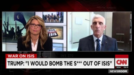 Military analyst weighs in on Trump's plan to bomb ISIS_00014223