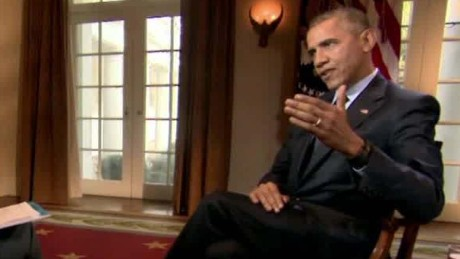 Obama: ISIS 'contained' but not decapitated