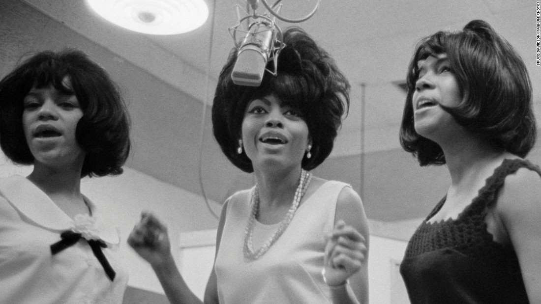 Supremes, The* Diana Ross & The Supremes - The Definitive Collection