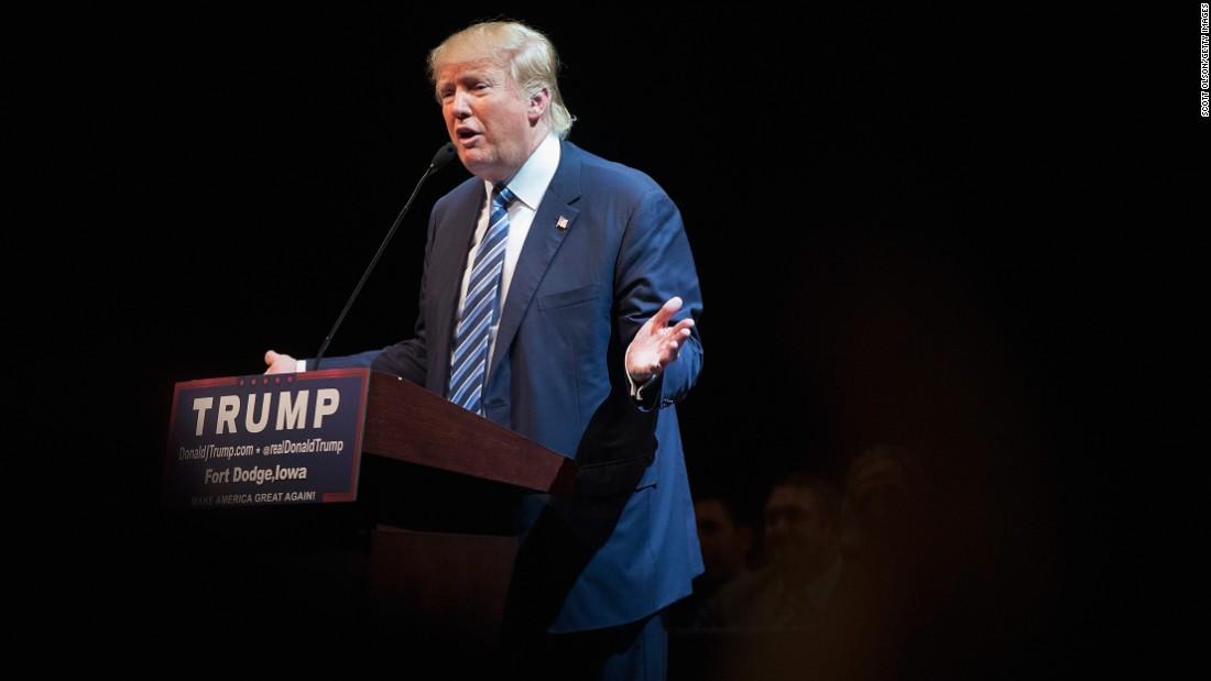 Donald Trump's predictable unpredictability - CNNPolitics.com