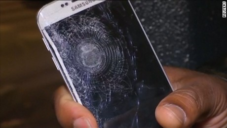 paris attack survivor cell phone saved shrapnel sot_00000000