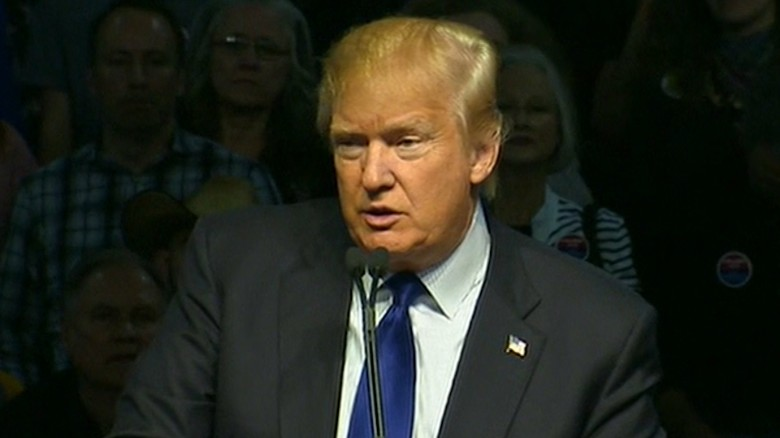 Trump on Paris attacks: Victims should've had guns