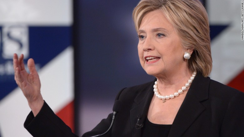Hillary Clinton on why she's so close to Wall Street