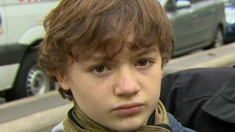 paris attacks witness 12 year old and father_00013028