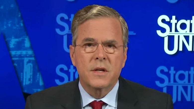 Jeb Bush: France attacks 'are a warning for our country'
