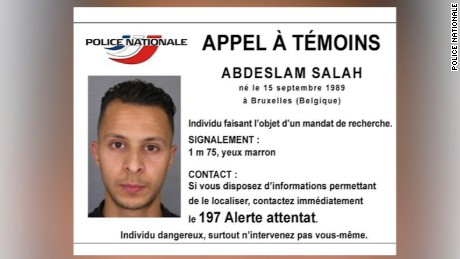 Who were the suspects behind the Paris terror attacks?