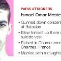 Paris Attack Suspect Ismael Mostefai