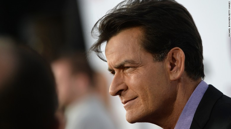Charlie Sheen reveals he's HIV-positive