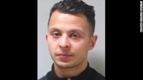 Salah Abdeslam is wanted after allegedly taking part in last fall's Paris terror attacks.