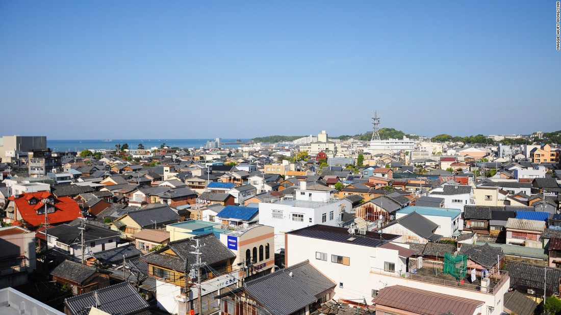 "Tanabe's ""community-based tourism model"" allows any resident to get involved in development of the tourism industry -- from creating a tourism vision, implementing booking systems, even creating branding and marketing initiatives."