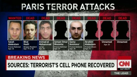 cell phone paris terror attacks clarissa ward lead_00003114.jpg