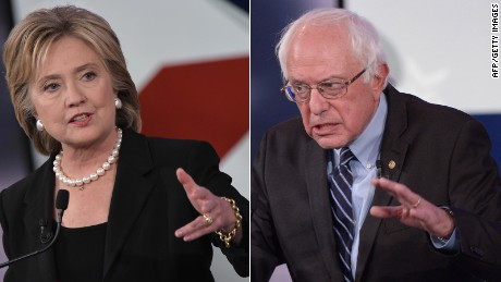 Sanders campaign accesses Clinton data