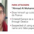Paris Attack suspect Ahmad Al Mohammad